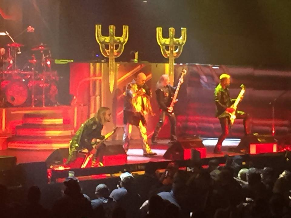 Judas Priest Portland Oregon 4-17-18